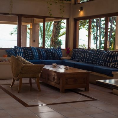 Luxury Living Rooms in Costa Rica Hotels